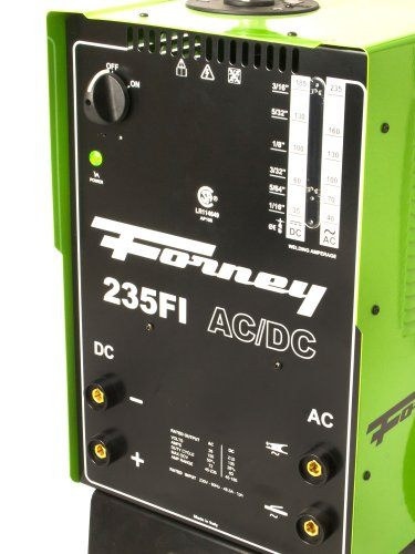 Forney 314 Arc Welder 235FI AC DC, 230-Volt, 230-Amp by Forney (Image #1)
