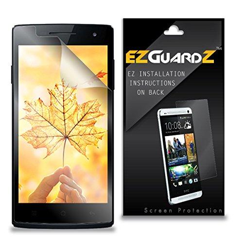 (5-Pack) EZGuardZ Screen Protector for Oppo R827 (Ultra (Oppo R827 Screen Protector)