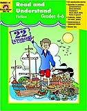 Read and Understand Fiction, Grades 4-6+, Evan-Moor, 155799739X