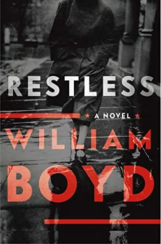 book cover of Restless