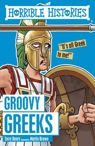 Groovy Greeks (Horrible Histories)