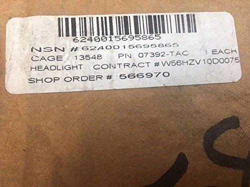 Truck-Lite Co. Inc. Light Emitting Diode Lamp 07392