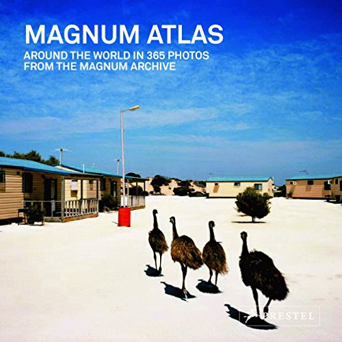 - Magnum Atlas: Around the World in 365 Photos from the Magnum Archive