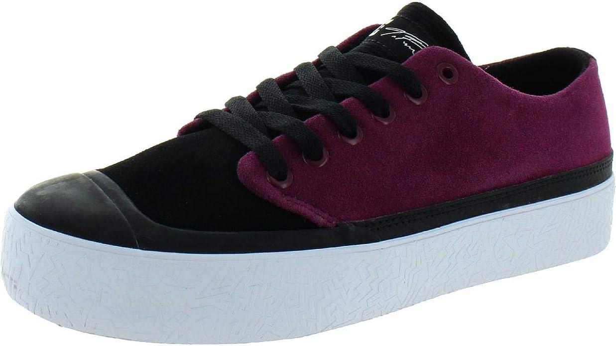 DC Shoes Mens T-Funk Lo S Suede Low