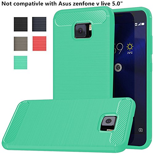 Slim Shockproof Case for Asus Zenfone 5 (Black) - 2