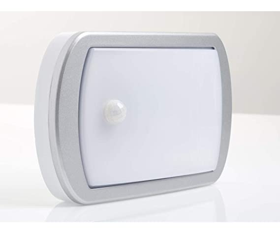 Brackenheath ispot 20w led con applique da parete pir bulkhead