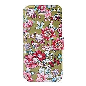 JJE Rose Gem Drill Case for iPhone 5/5s , Rose