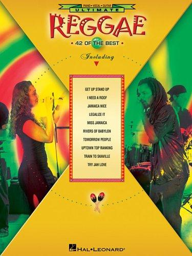 Read Online Ultimate Reggae 42 Of The Best ebook