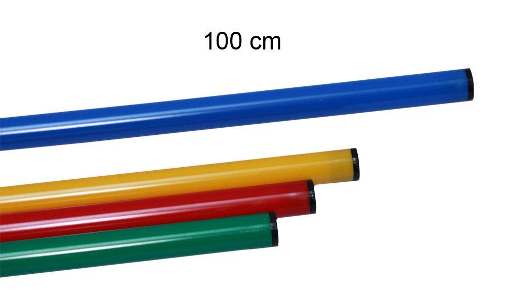 azul Set de 10x picas 100 cm