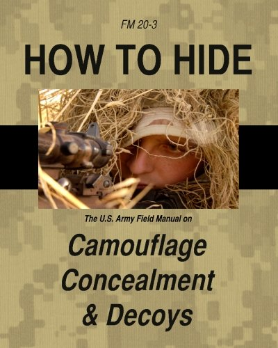 How to Hide: The U.S. Army Field Manual on Camouflage, Concealment & Decoys