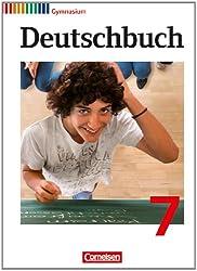 Deutschbuch Gymnasium - Allgemeine Ausgabe - Neubearbeitung: 7. Schuljahr - Schülerbuch
