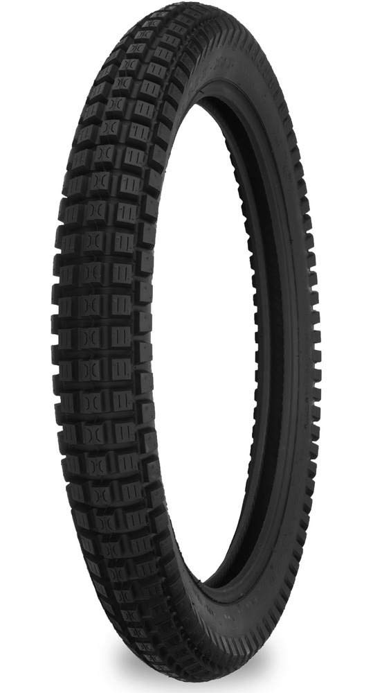 SHINKO SR241 DUAL SPORT TIRE FRONT/REAR 3.50-18 P Western Power Sports 4333045591 87-4445-MPR2