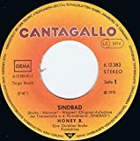 Honey B.: Sindbad [Vinyl]