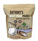 Anthony's Heavy Cream Powder, 1 lb, Batch Tested