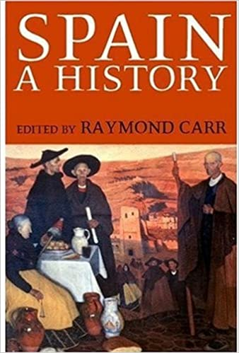 Spain, 1808-1975 (Oxford History of Modern Europe) by Raymond Carr (1982-09-02)