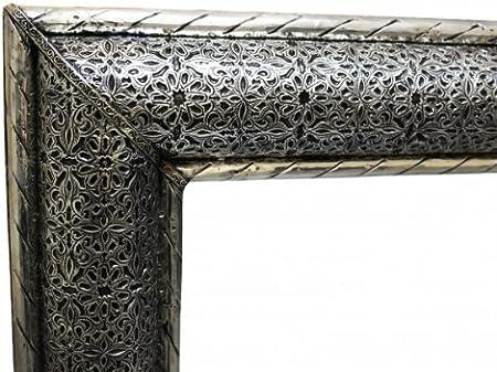 100/x 60/cm Saharashop Tappeto Orientale Specchio Alpacca//Pelle N4/