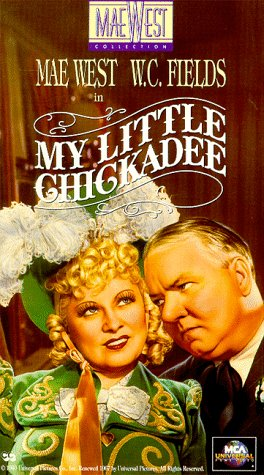 My Little Chickadee [VHS]