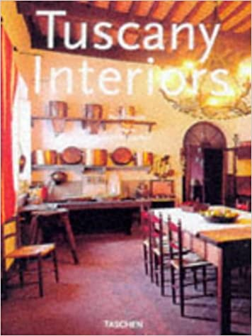 Tuscany Interiors (Interiors (Taschen)): Paolo Rinaldi, Taschen Publishing:  9783822878828: Amazon.com: Books