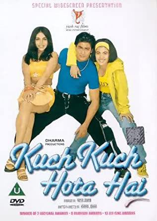 Kuch Kuch Hota Hai Uk Import Amazon De Shahrukh Khan Anupam
