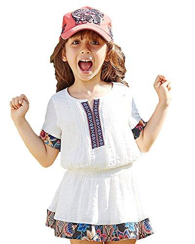 8 year old baptism dress - 9