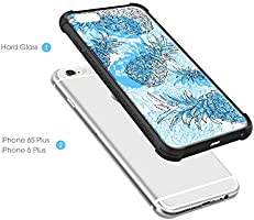 BENTOBEN Funda iPhone 6s Plus Funda iPhone 6 Plus Ultra Delgada