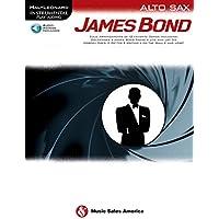 Hal Leonard Instrumental Play-Along: James Bond - Alto