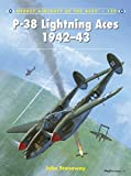 img - for P-38 Lightning Aces 1942 43 (Aircraft of the Aces) book / textbook / text book