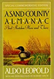 img - for A Sand County Almanac: And Sketches Here and There (Outdoor Essays & Reflections) book / textbook / text book