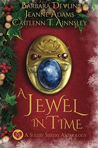 book cover of A Jewel In Time