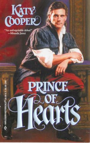 book cover of Prince Of Hearts