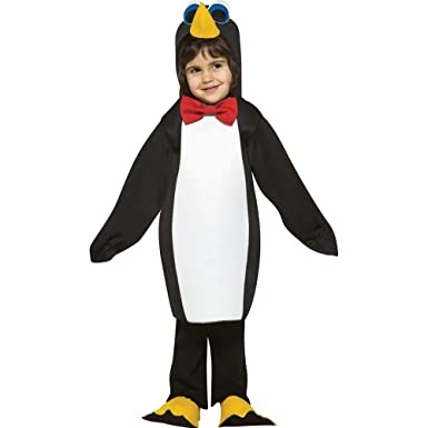 6c78cf0d Amazon.com: Rasta Imposta Light Weight Penguin Toddler Costume: Clothing