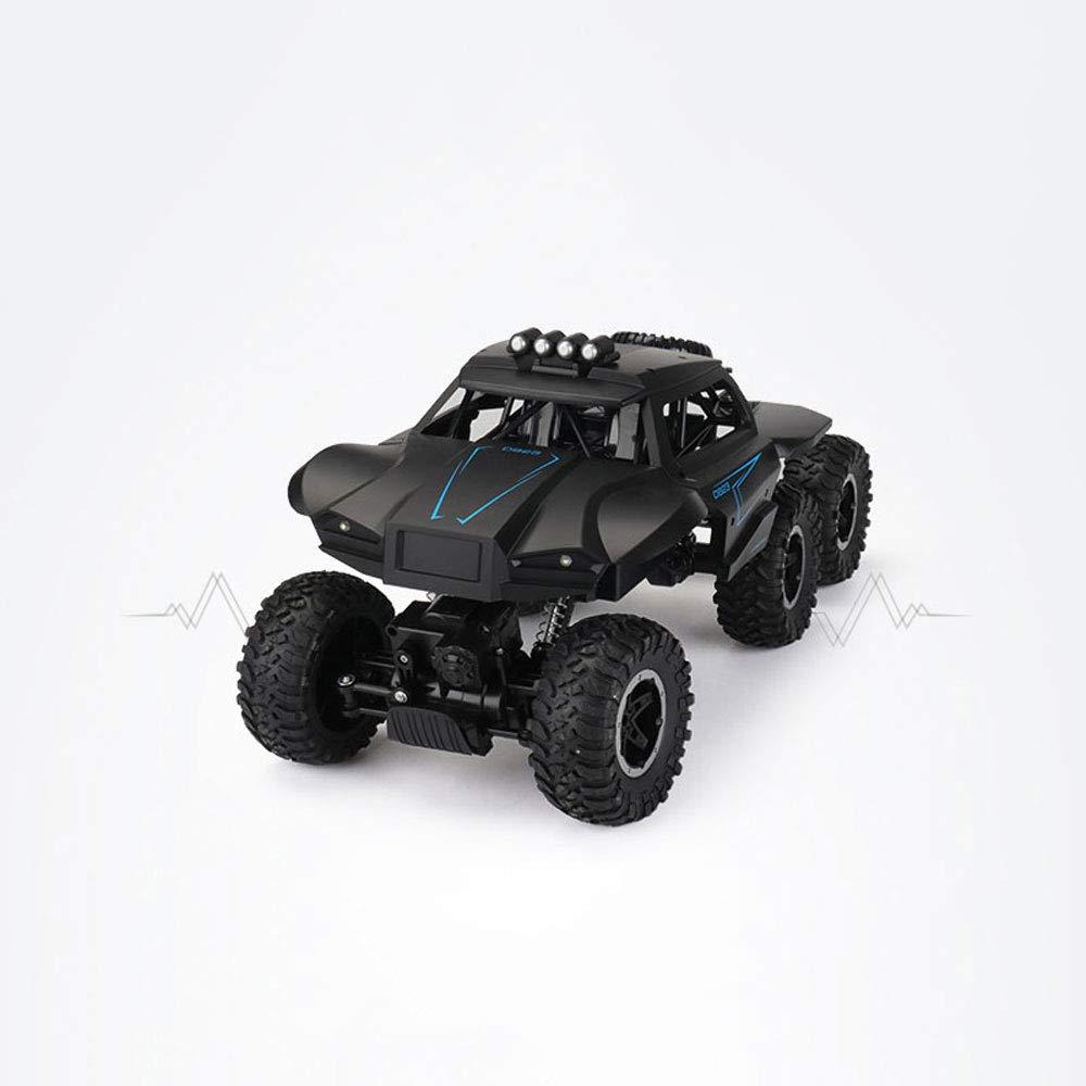 Mogicry Drahtlose Fernbedienung Auto Six-Wheel Drive 2,4 GHz GHz GHz Spielzeug Aufladung Kollisionsvermeidung RC Car Multi Boden Multifunktions große Junge Kind Spielzeug SUV Rennwagen für Kinder 3+ 189022