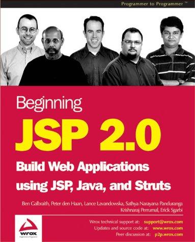 Beginning JSP 2.0 by Wrox Press