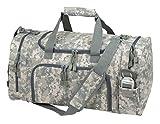 ImpecGear ACU Sports Camouflage Duffle Gym Military Bag. (21'' x 11.5'' x 10'')