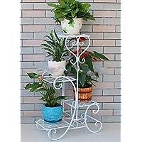 Magic Matels Iron Pot Stand,Flower Pot Stand, Flower pots for Garden, Iron Stand, Iron Stand for Plants, Iron Stand for pots,