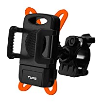Tagg Rider S-12 Premium Bike Phone Mobile Holder (Black)