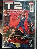 T2 Terminator 2 Judgement Day Comic .... Part 3 of 3