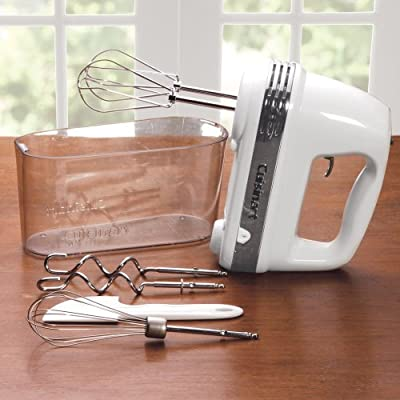 Cuisinart Power Advantage Plus 9-Speed Hand Mixer with Storage Case