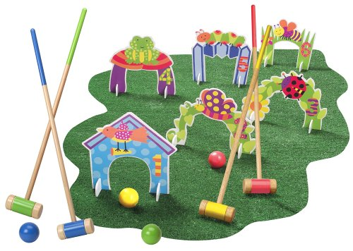 Alex Toys Board (ALEX Toys Let's Play Croquet)