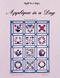 Applique in a Day: Block Party Series 6 (Quilt Block Party)