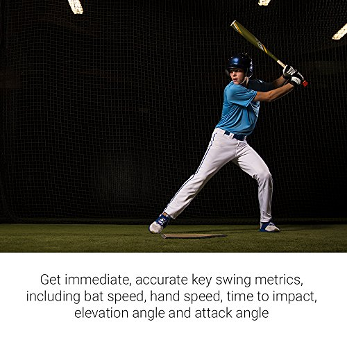 5196ChrB9IL - Garmin Impact Baseball Swing Sensor, 010-01845-00