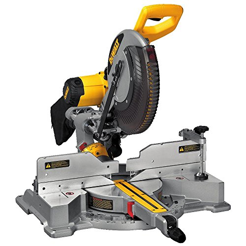 DEWALT DWS709 Slide Compound Miter Saw, 12-Inch