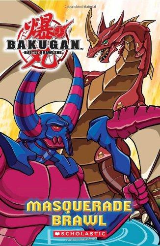 Download Masquerade Brawl (Bakugan Storybook 2) pdf