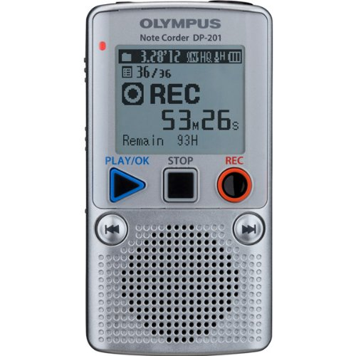 Olympus DP-201 Digital Voice Recorder by Olympus (Image #1)