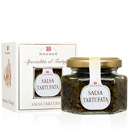 Black Truffle Saouce with Italian Premium Ingredients | 80g/2.8 oz