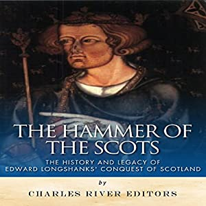 The Hammer of the Scots Audiobook