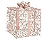 Cathy's Concepts 1943RG Card Holder, One Size, Metallic Rose Gold