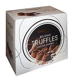 Van Lys Belgian Cocoa Dusted Truffles 28.2 Ounce Box