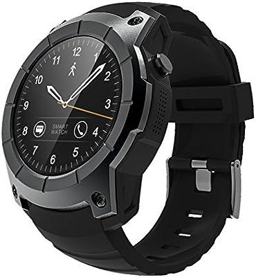 Reloj inteligente de Rungao con control de ritmo cardíaco con ...