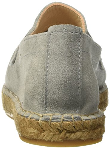 la Slipper Fred Loafer Bretoniere Grey Donna Grigio de 2018 Espadrillas wPxIHq5x